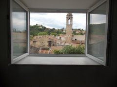 3 Bed Penthouse Apartment Limoux Centre