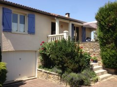 Sunny Villa Nr Carcassonne. Bar & Bakery easy walk.