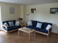Le Lot lounge area