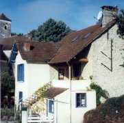 Comfortable Village House , Lot, Occitanie
