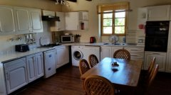 Fully Renovated Farmhouse In Lovely Countryside
