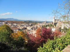 Girona, Spain I hour by car  beautiful place to visit