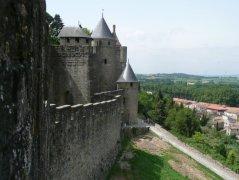 Beautiful Carcassonne