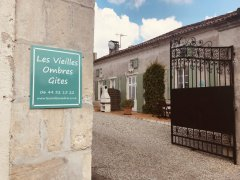 "Gites in Former Cognac Estate ""4-star rated"""