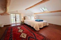Bedroom 3 - under eaves