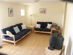 La Baise lounge area