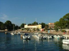 Boulouris harbour