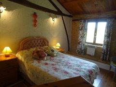 Double bedroom en-suite