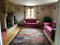 Beautiful Restored Farmhouse in sought after Village
