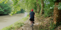 Canal Du Midi Cycle path