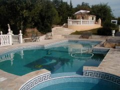 Villa in 40 Acres with Magnificent Views
