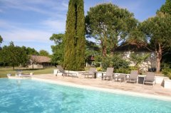 Charming Cottage in St Emilion area