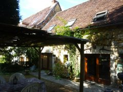 Gite with Pool to let near Gourdon