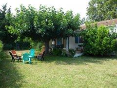 Detached Villa, Single Storey, Garden, Near the Sea