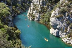 The Gorges fun Verdon