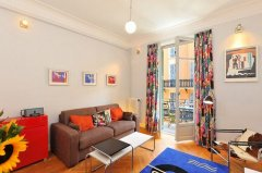 Vogue - Colourful and Stylish Apartment in Nice