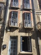2 Bedroom Traditional Town House Limoux Centre