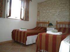 Le Marronnier - second bedroom