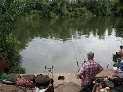 Fishing point