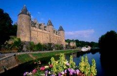 Chateau du Rohan, Josselin