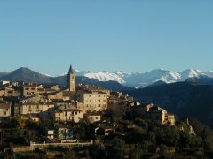 Charming Village Stonehouse -30 min from Nice