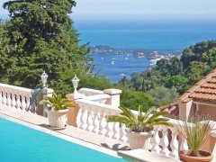 Enjoy the view of Cap Ferrat