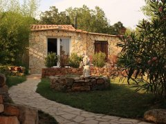 Stone Cottage in Provence