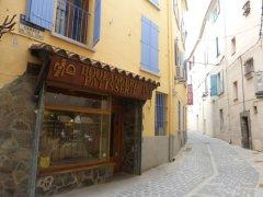 Rue de vieux Ceret