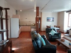 Open plan living / dining with kitchen
