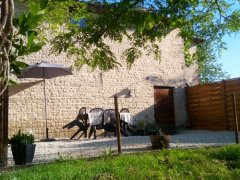 2 Bedroom House to let Chef Boutonne