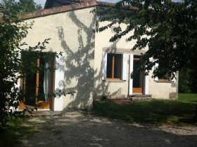 Stone Built Cottage in Tranquil Setting, Charente, Nouvelle-Aquitaine