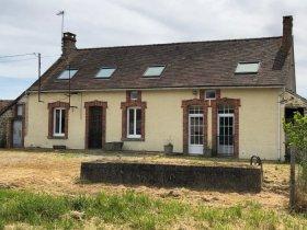 Sympathetically Renovated Farm Cottage, Haute-Vienne, Nouvelle-Aquitaine