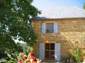 Nr Sarlat, Views, Charm, Comfort, Tranquillity , Dordogne, Nouvelle-Aquitaine