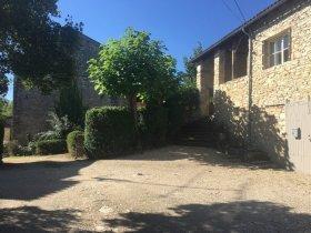 Furnished Stone Farmhouse with Pool, Lot, Occitanie