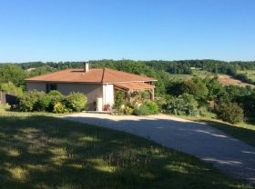 Spacious House in Peaceful SW France, Lot, Occitanie
