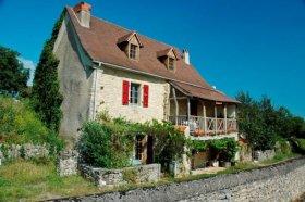 Beautiful Stone House near Lentillac du Causse, Lot, Occitanie