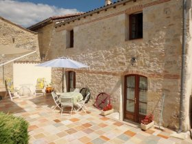 Comfortable Renovated Barn - Home from Home, Dordogne, Nouvelle-Aquitaine
