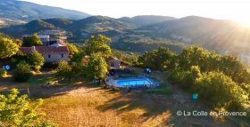 Provence Remote Private Estate, Alpes-de-Haute-Provence, Provence-Alpes-Côte d'Azur