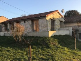 Modern Barn Conversion in Secluded Hamlet, Charente, Nouvelle-Aquitaine