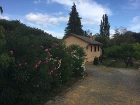 Detached House with Spacious Grounds, Aude, Occitanie
