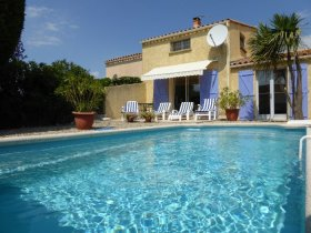 Tastefully Refurbished Villa in Charming Marseillan, Hérault, Occitanie