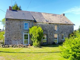 Nicely Renovated Detached Longere, Morbihan, Bretagne