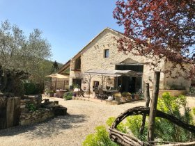Luxury House, Vineyards of Cahors, Lot in Occitanie, Lot, Occitanie