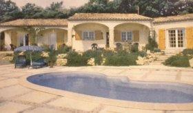 Air Conditioned Villa with Pool & Private Apartment, Hérault, Occitanie