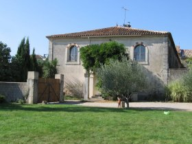 XIX Century Converted Stone Winery with Pool, Hérault, Occitanie