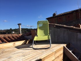 3 Bed Townhouse with Roof Terrace, Aude, Occitanie