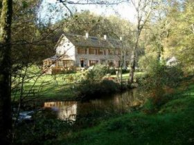 Le Moulin de Sansonneche, Creuse, Nouvelle-Aquitaine