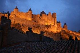 Pied a Terre, Just Below Carcassonne Castle Ramparts, Aude, Occitanie