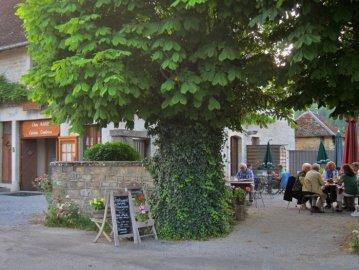 Village restaurant «Chez Marie» - recommended
