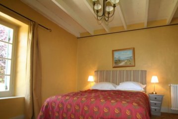 One of two downstairs en-suite rooms